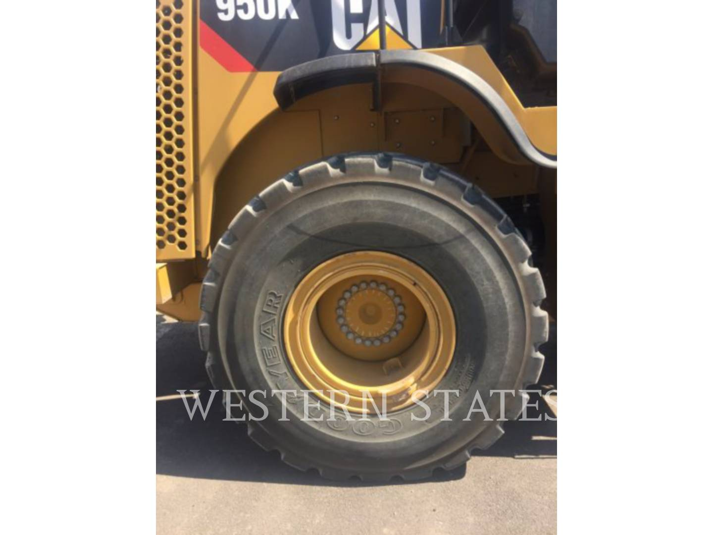 2012 CATERPILLAR 950K image9