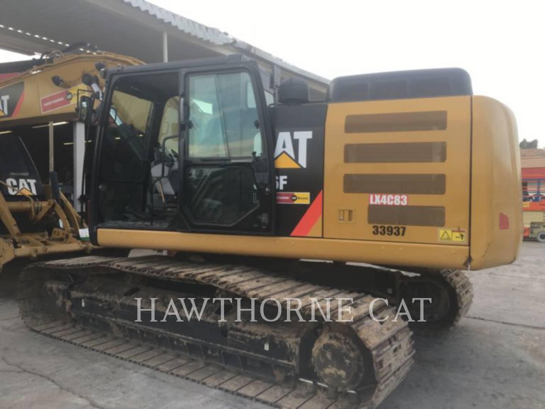 Used San Diego Track Excavators 326fl Hawthorne Cat