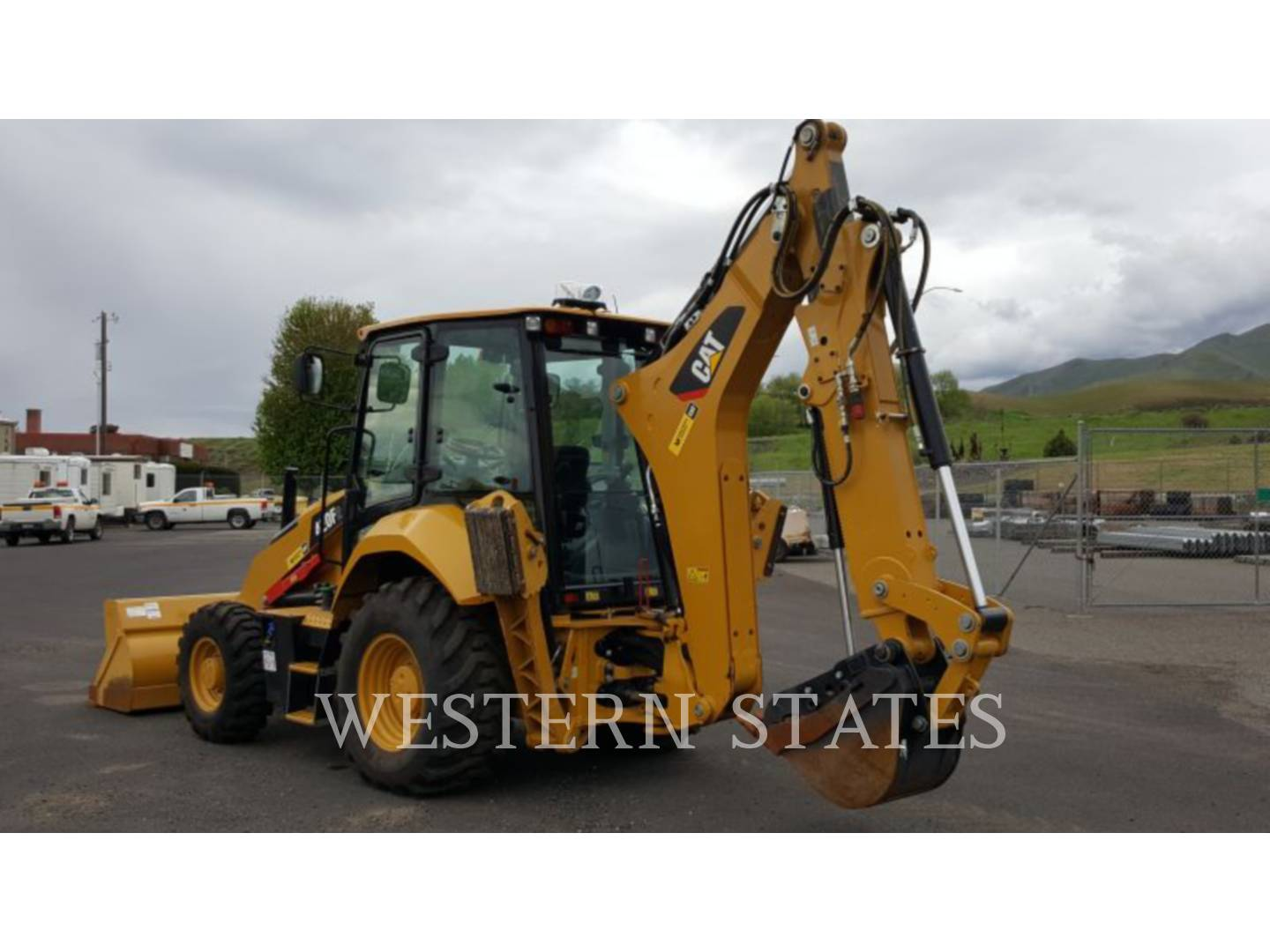 2015 CATERPILLAR 420F2ST image12