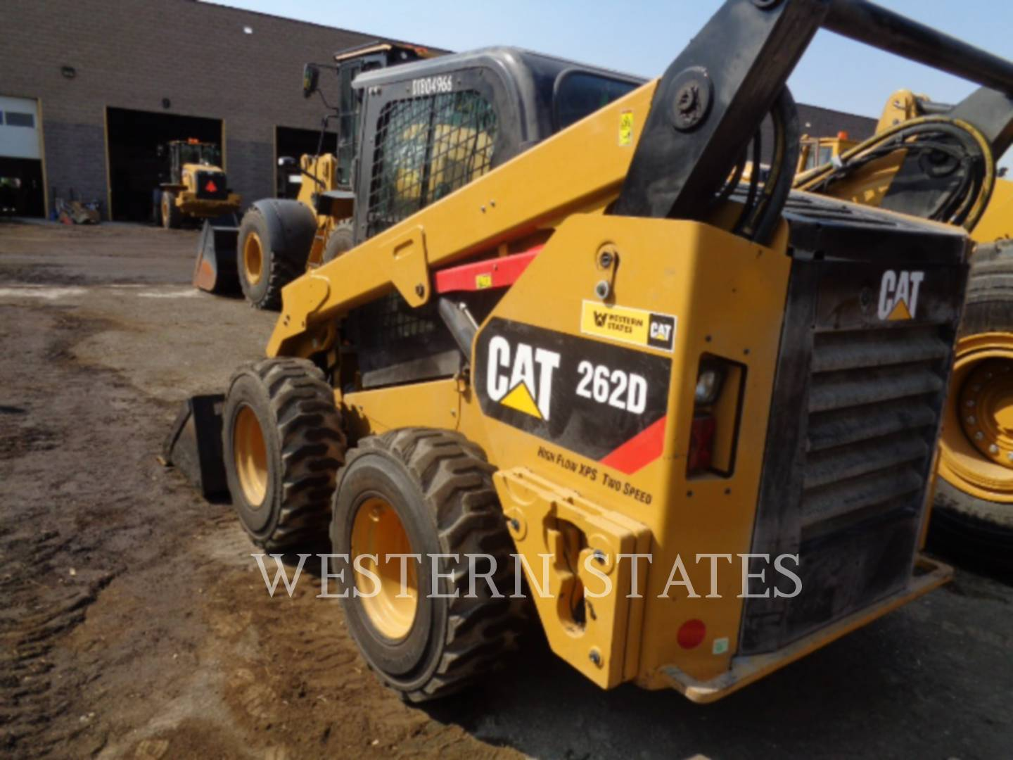 2016 CATERPILLAR 262D image3