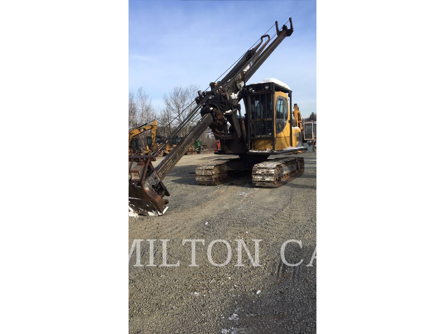Delimbers Forestry and Logging Equipment For Sale : Forestry