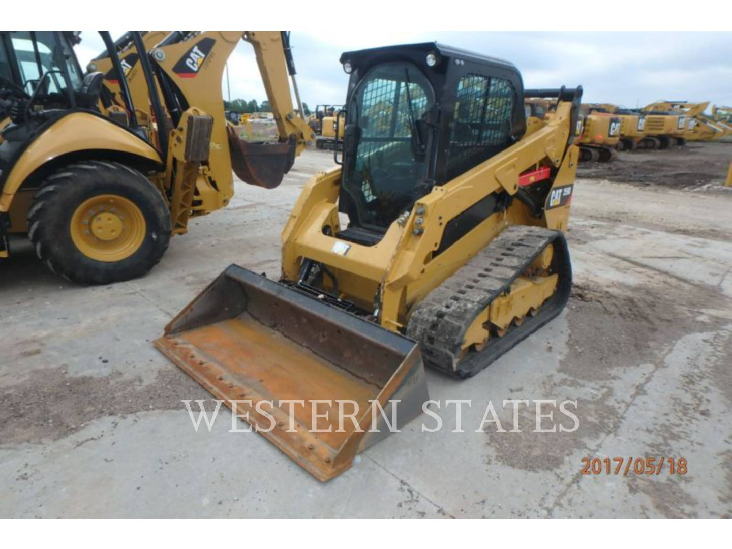 2015 CATERPILLAR 259D image0