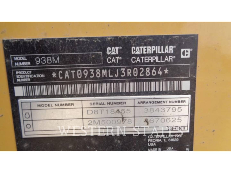 2016 CATERPILLAR 938M image5