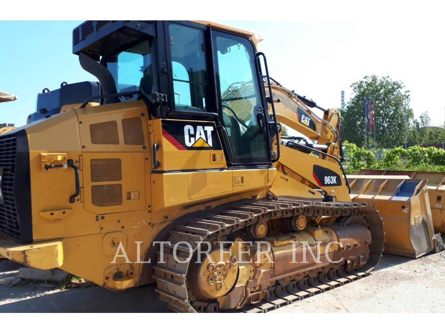 2017 Caterpillar 963K - Altorfer