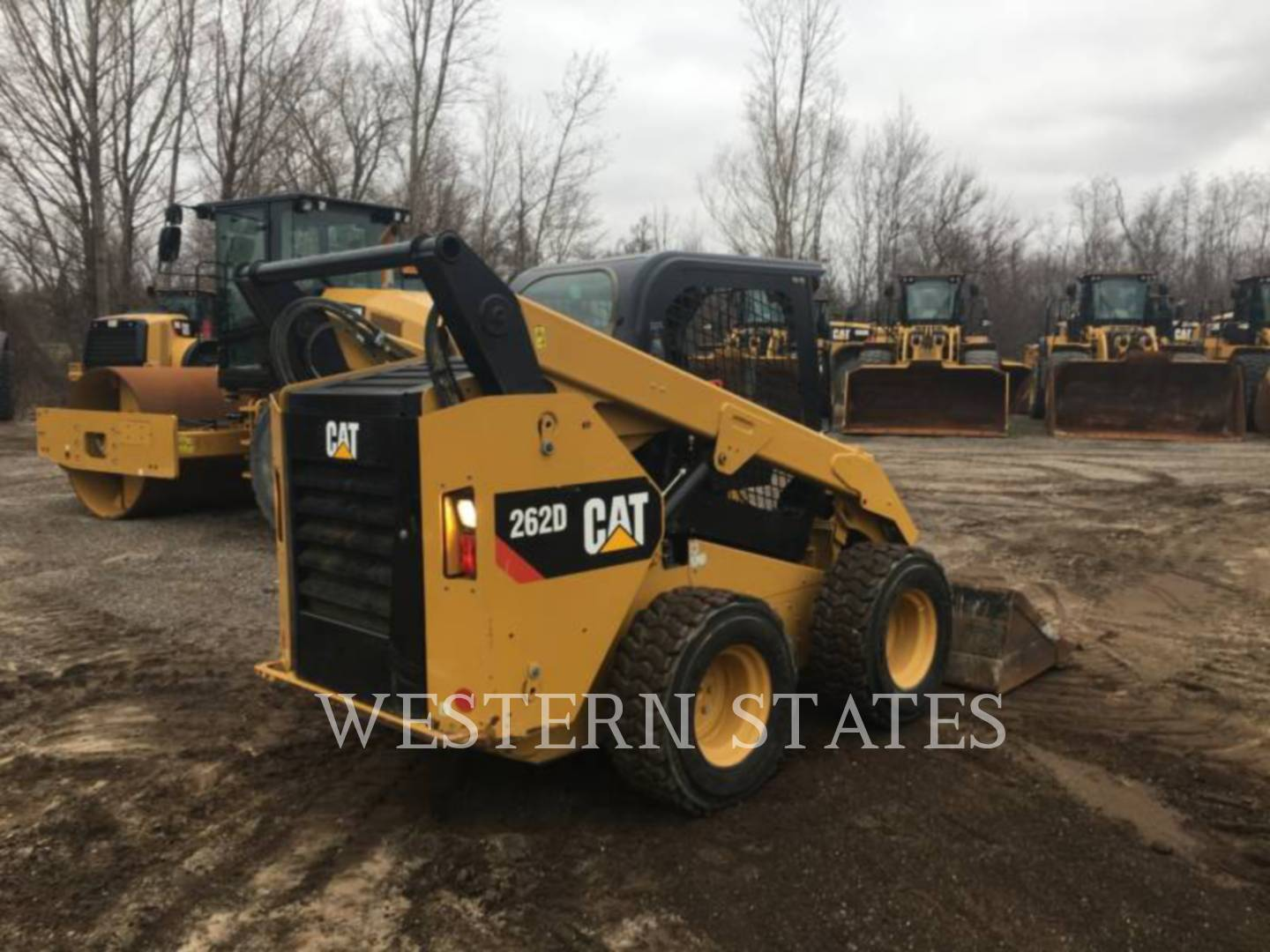 2014 CATERPILLAR 262D image3