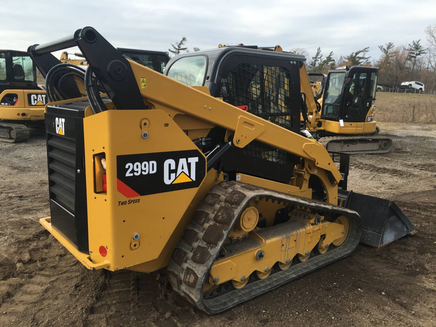 Used 2014 Caterpillar 299d For Sale Whayne Cat