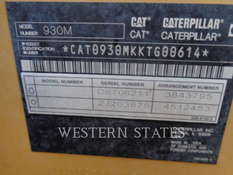 2015 CATERPILLAR 930M image14