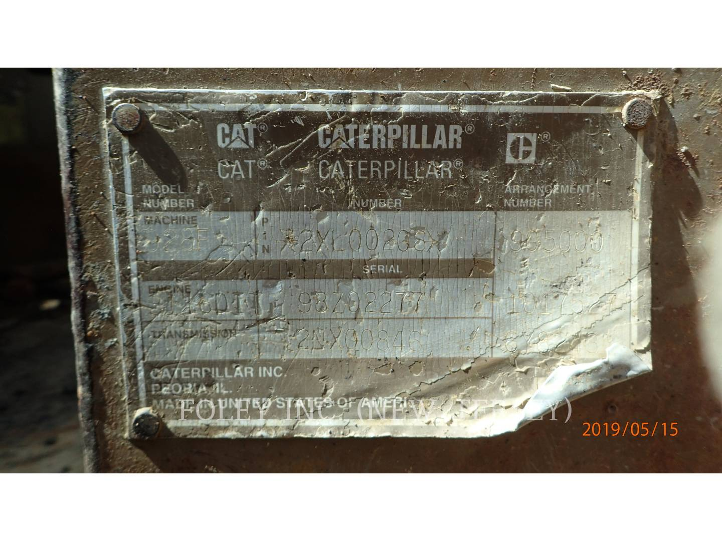 Used 1993 Caterpillar 928F for Sale in NJ, PA, DE and Staten Island