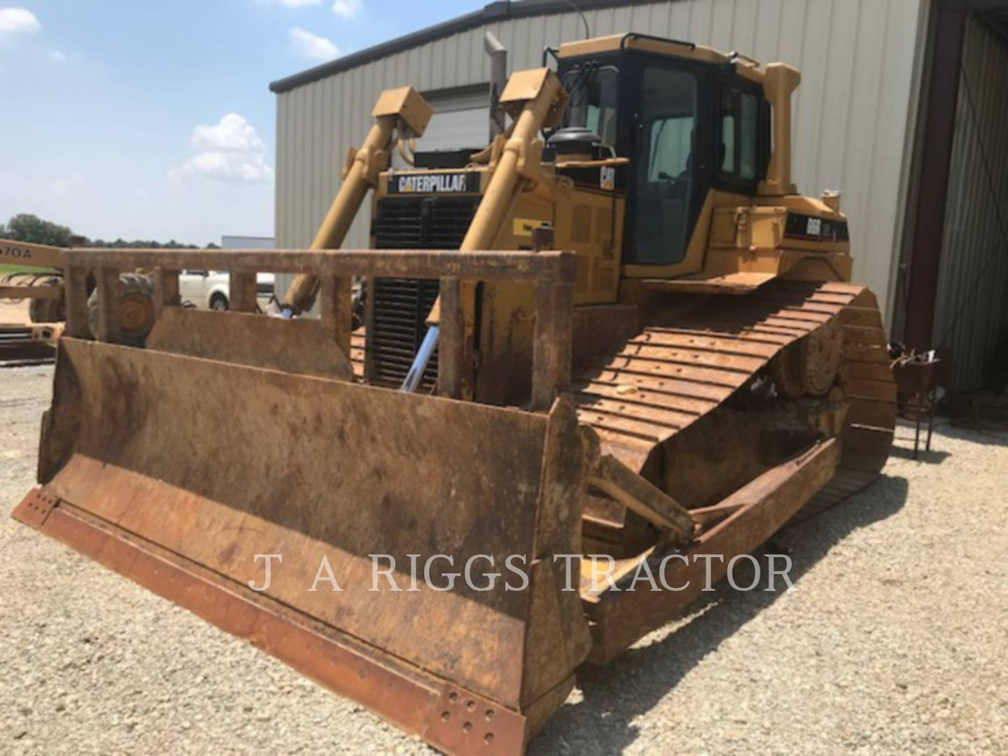 used track type tractors dozers for sale arkansas riggs cat. Black Bedroom Furniture Sets. Home Design Ideas