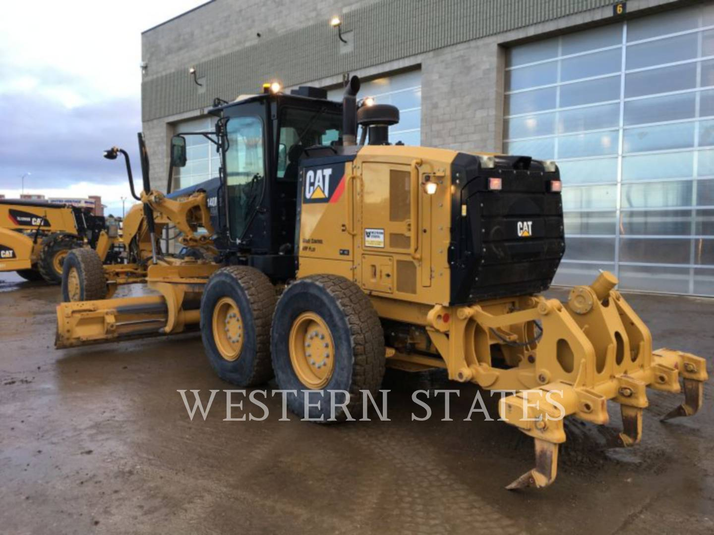 2012 CATERPILLAR 140M2AWD image3