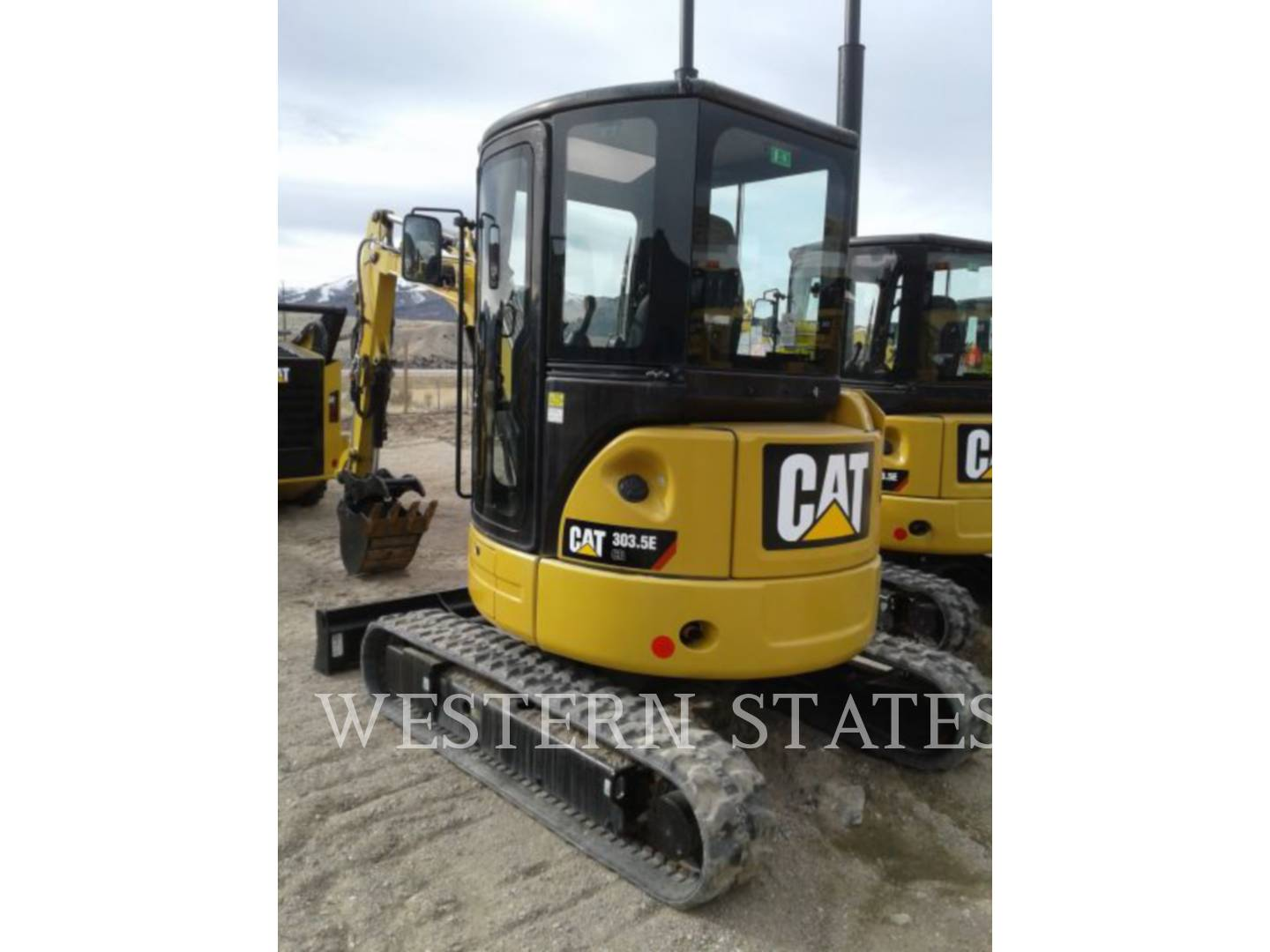 2015 CATERPILLAR 303.5ECR image3