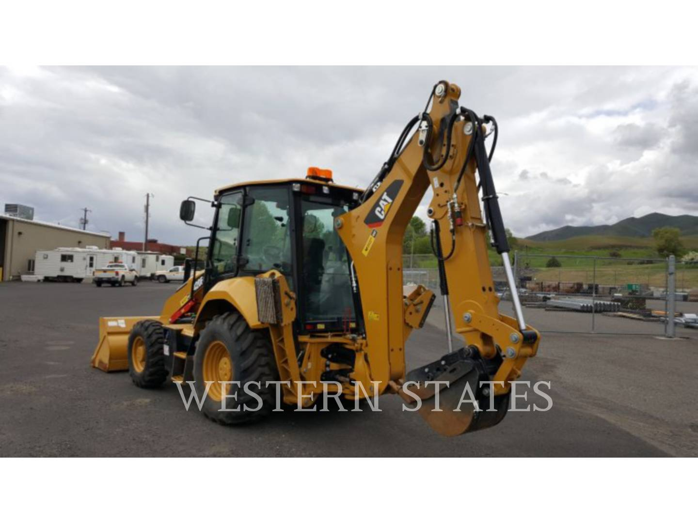 2015 CATERPILLAR 420F2ST image3