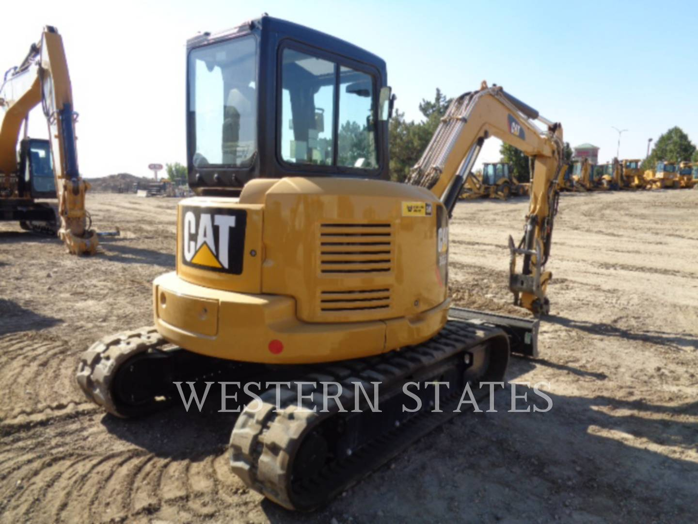 2015 CATERPILLAR 305.5E2CR image3