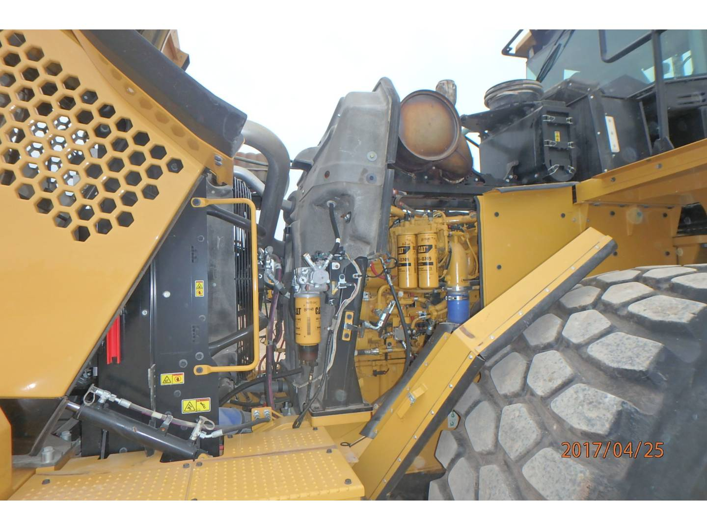 Used 2014 Caterpillar 980k For Sale Whayne Cat
