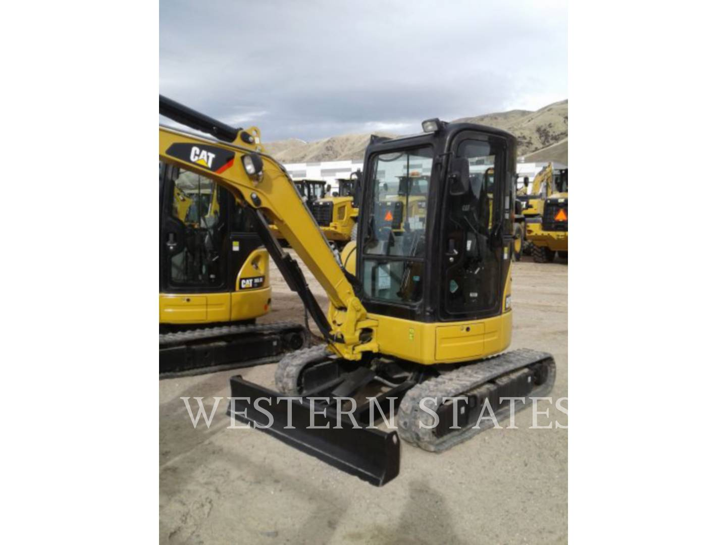 2015 CATERPILLAR 303.5ECR image0