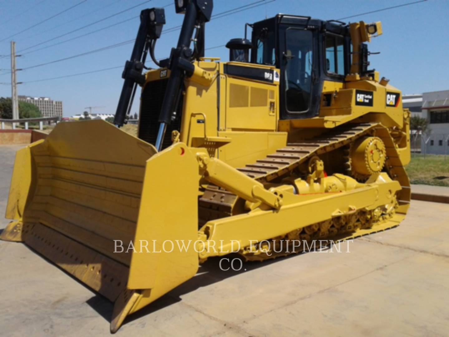 Barloworld Equipment Used Product Specification4254557