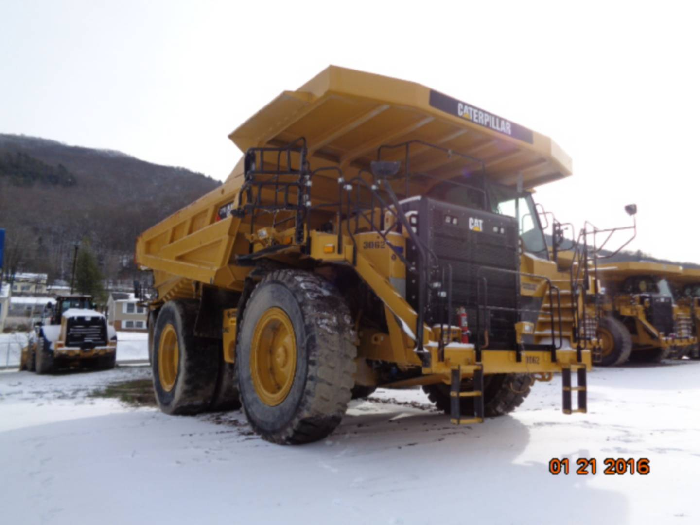 Used 2012 Caterpillar 777g For Sale Whayne Cat