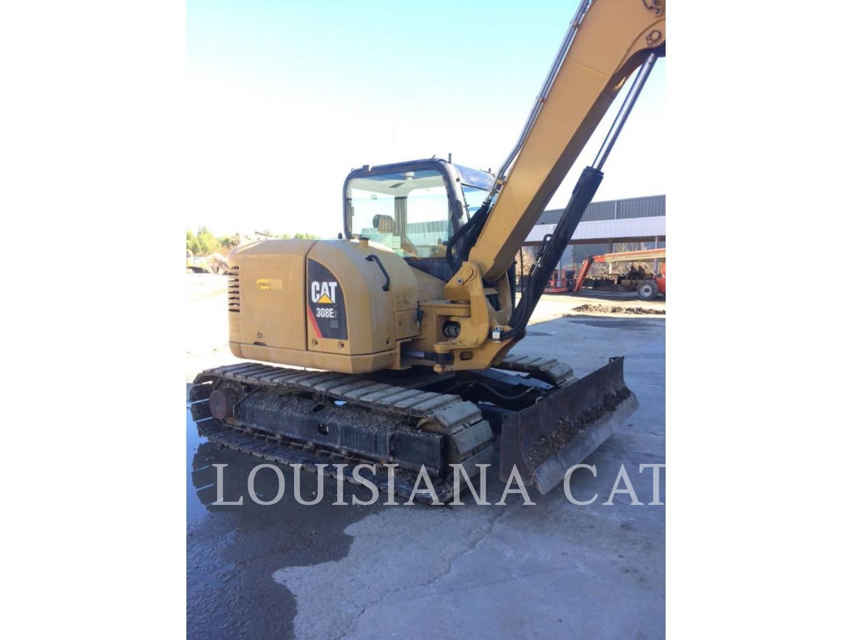 Used 2015 Caterpillar 308E2CRSB For Sale   Louisiana Cat