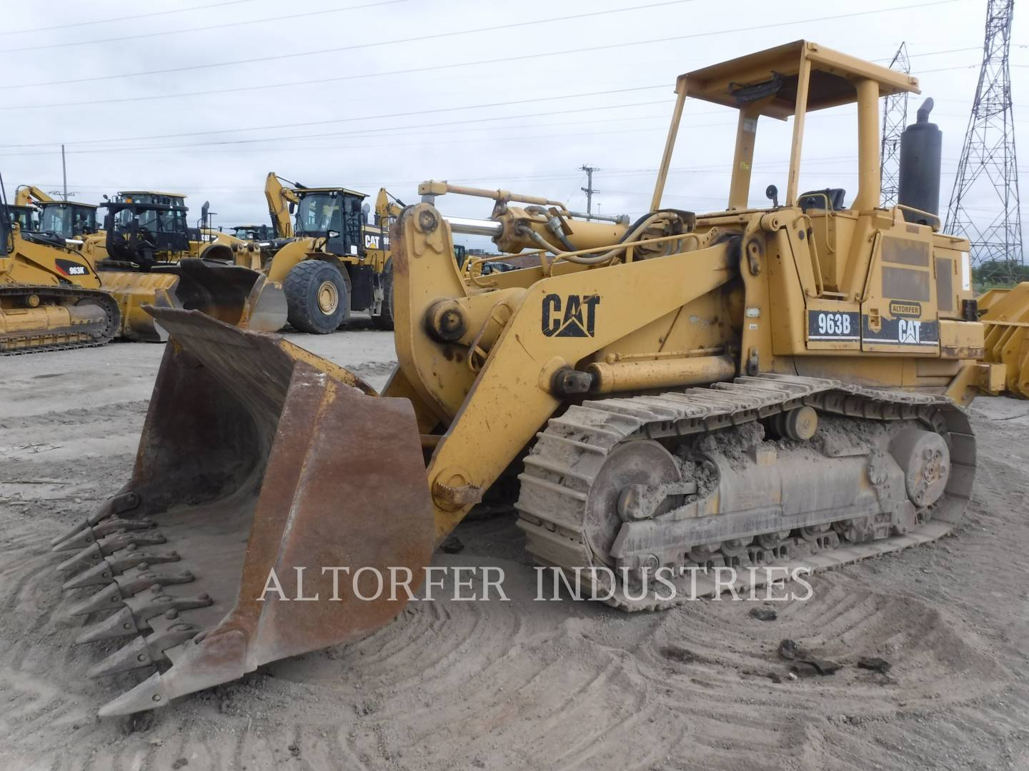 Used Used Track Type Loaders / Crawlers For Sale - Altorfer