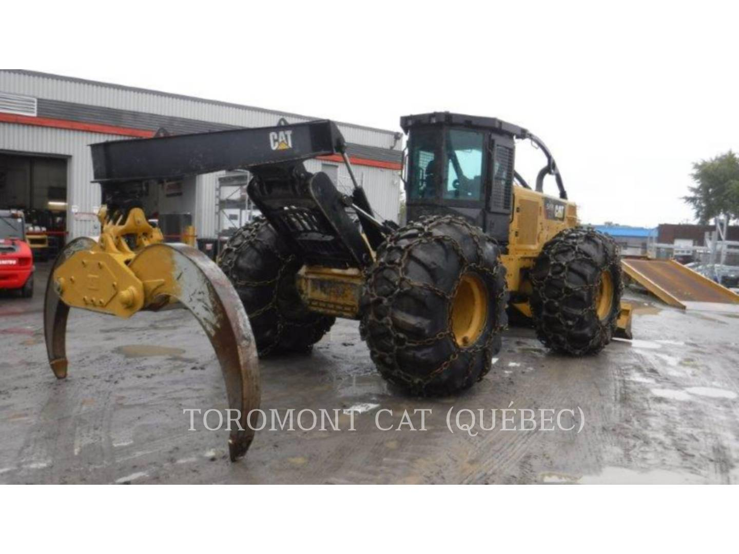 Used Heavy Equipment - Used Forest Products   Toromont Cat