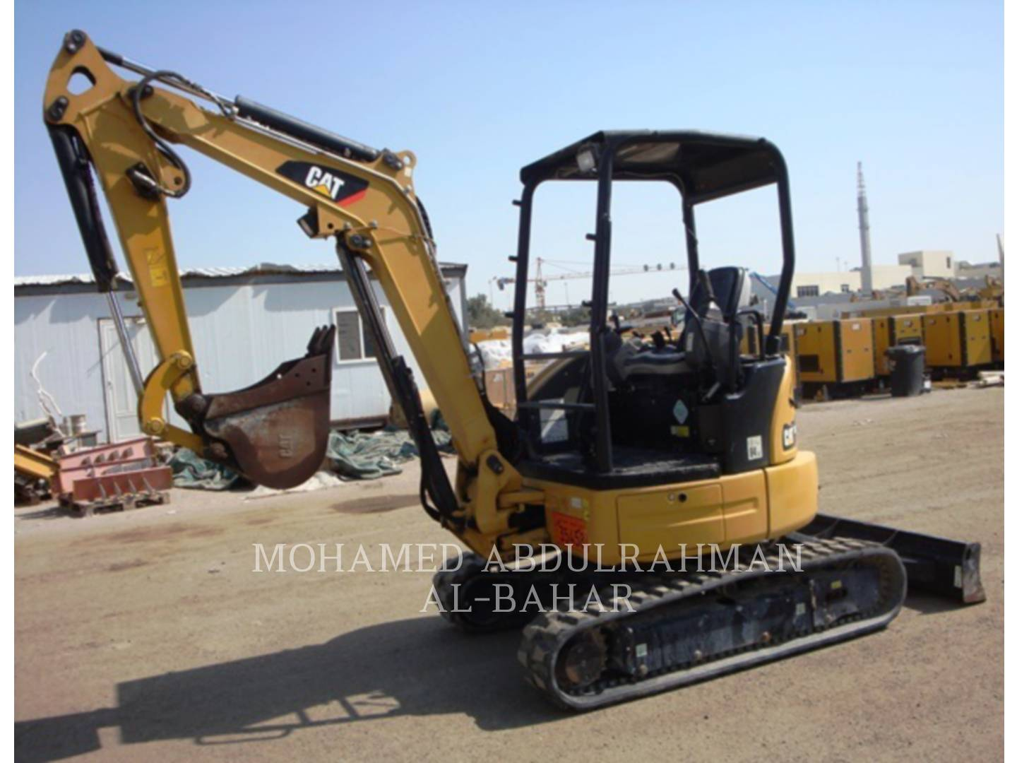 Model # 303ECR - skid steer loaders
