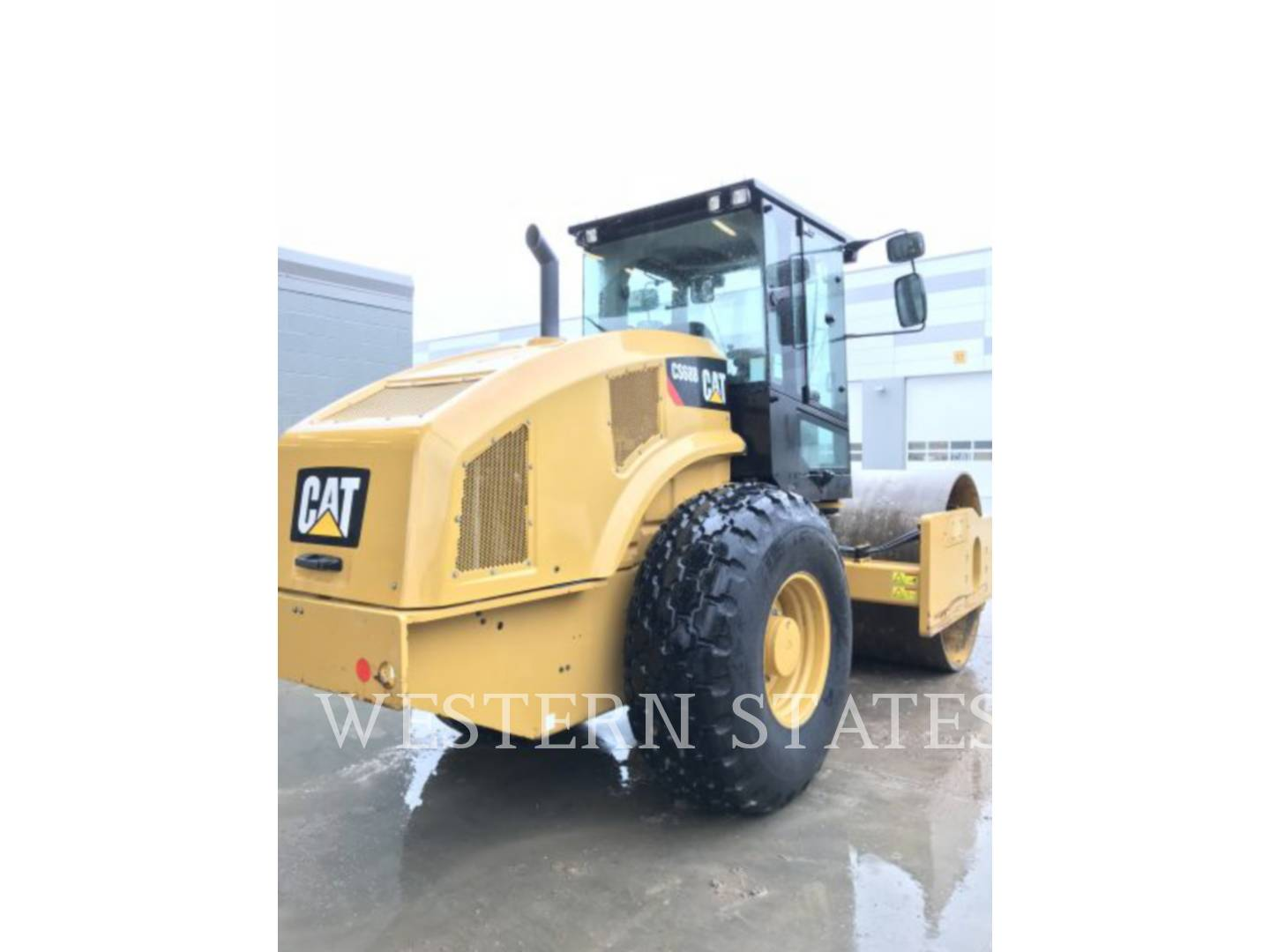 2013 CATERPILLAR CS68B image1