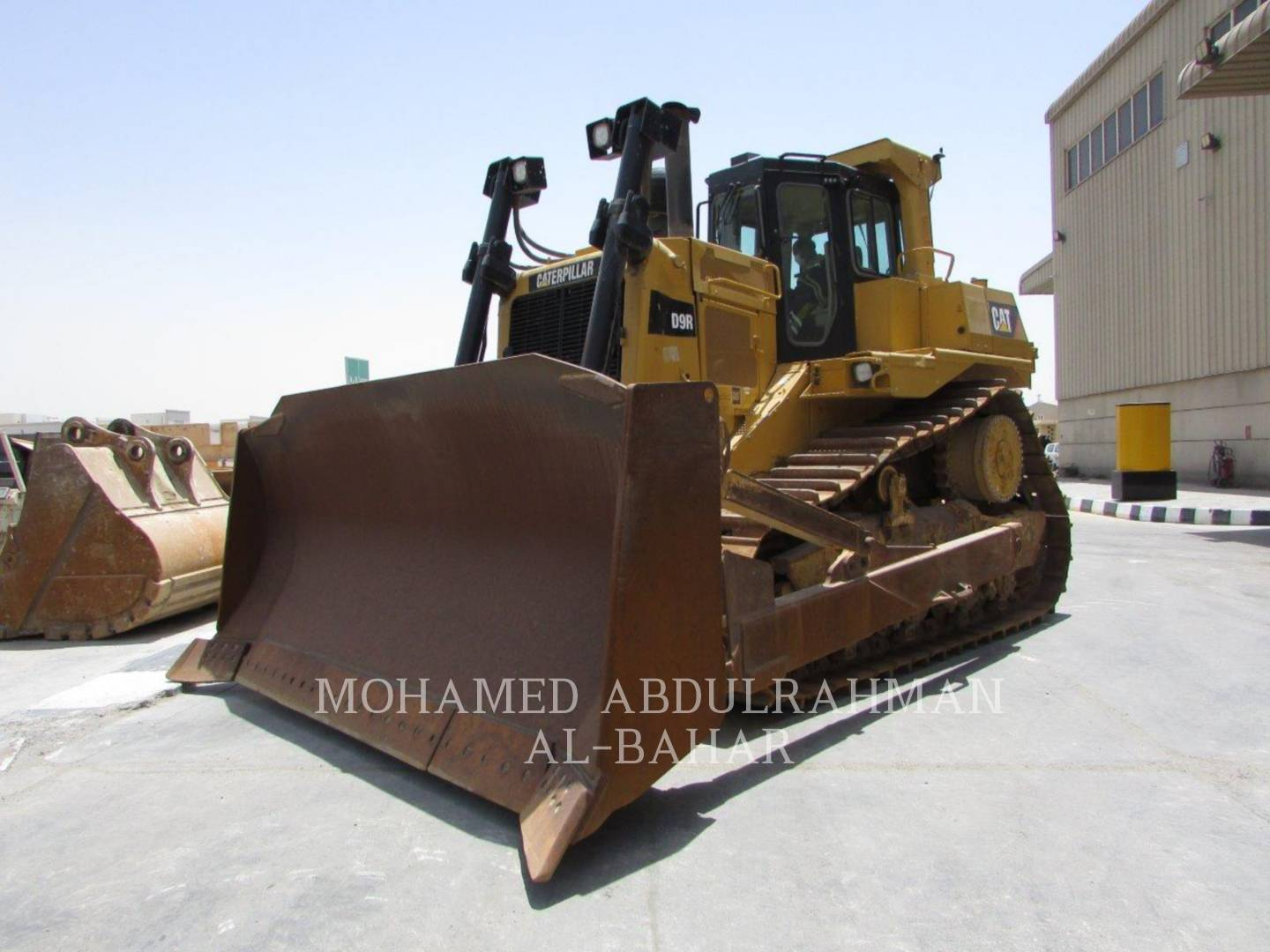 Model # D9RLRC - skid steer loaders