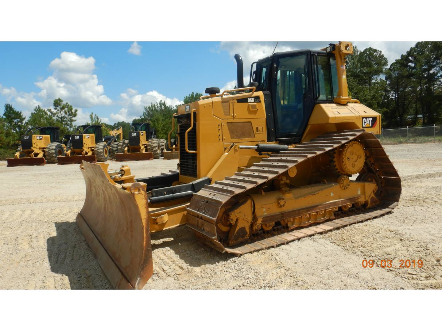 Used 2016 Caterpillar D6NLGP for Sale in NJ, PA, DE and