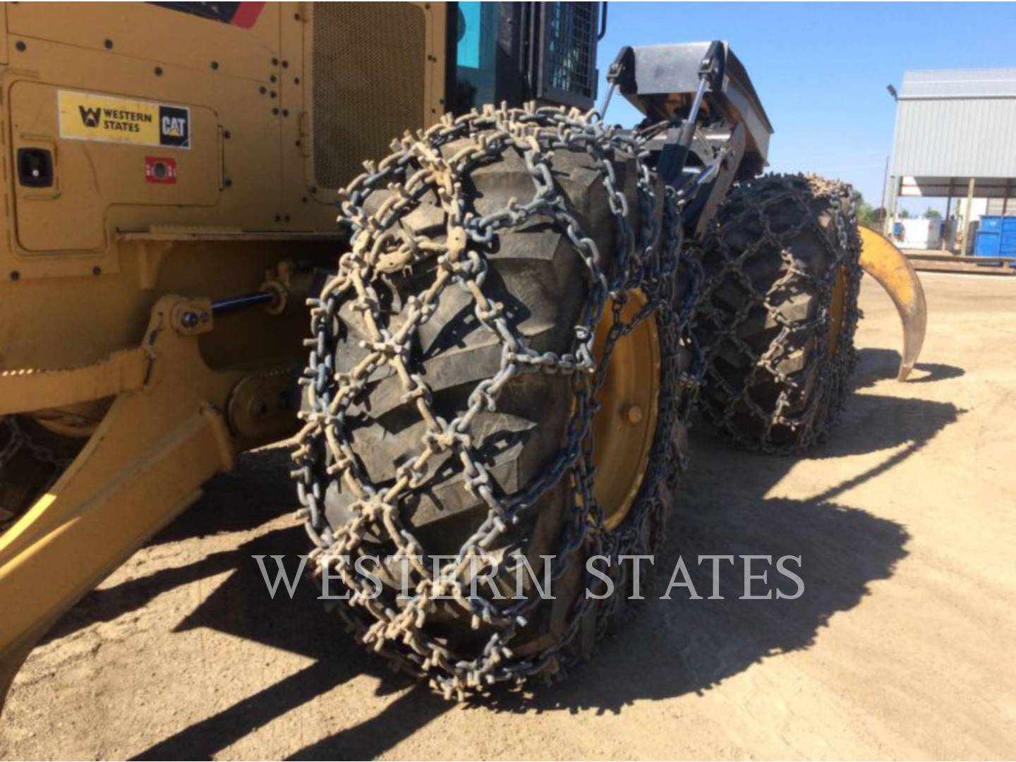 2015 CATERPILLAR 545D image7