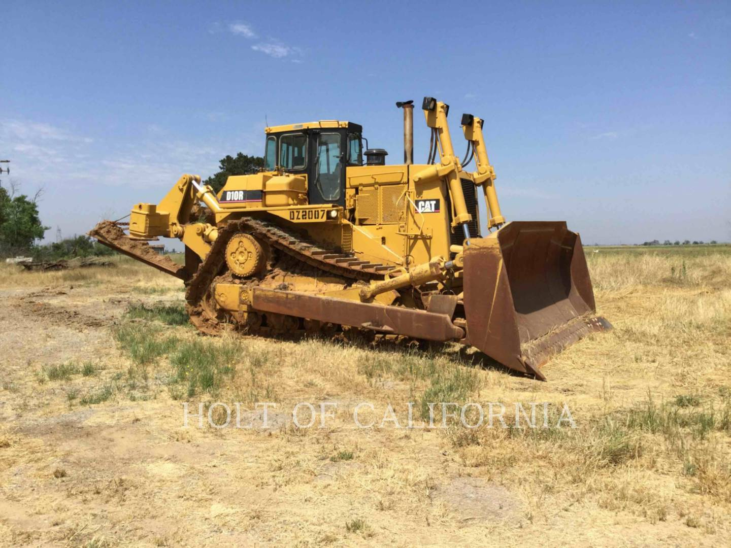 Used 2005 Caterpillar D10R for sale - Track Type Tractors