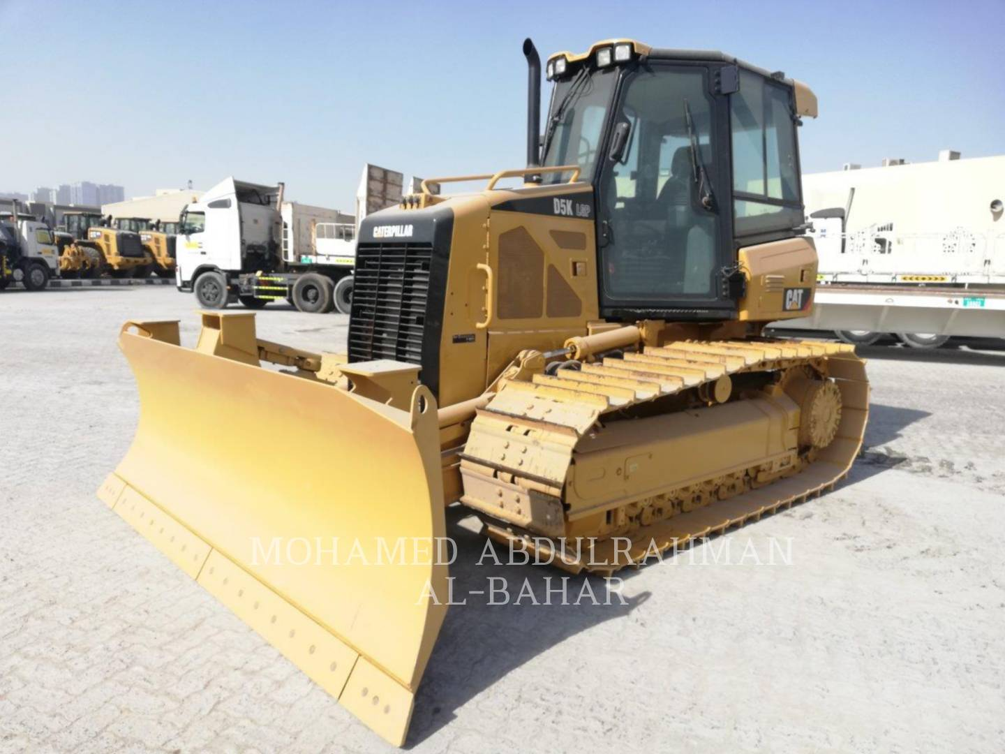 Model # D5KLGP - skid steer loaders