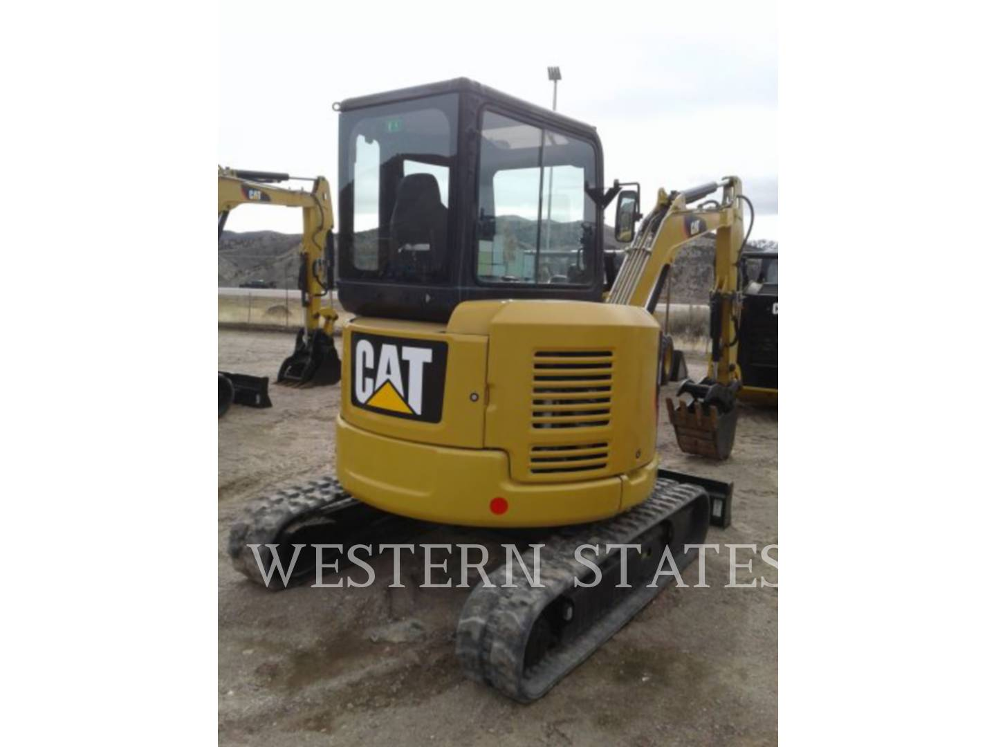 2015 CATERPILLAR 303.5ECR image2