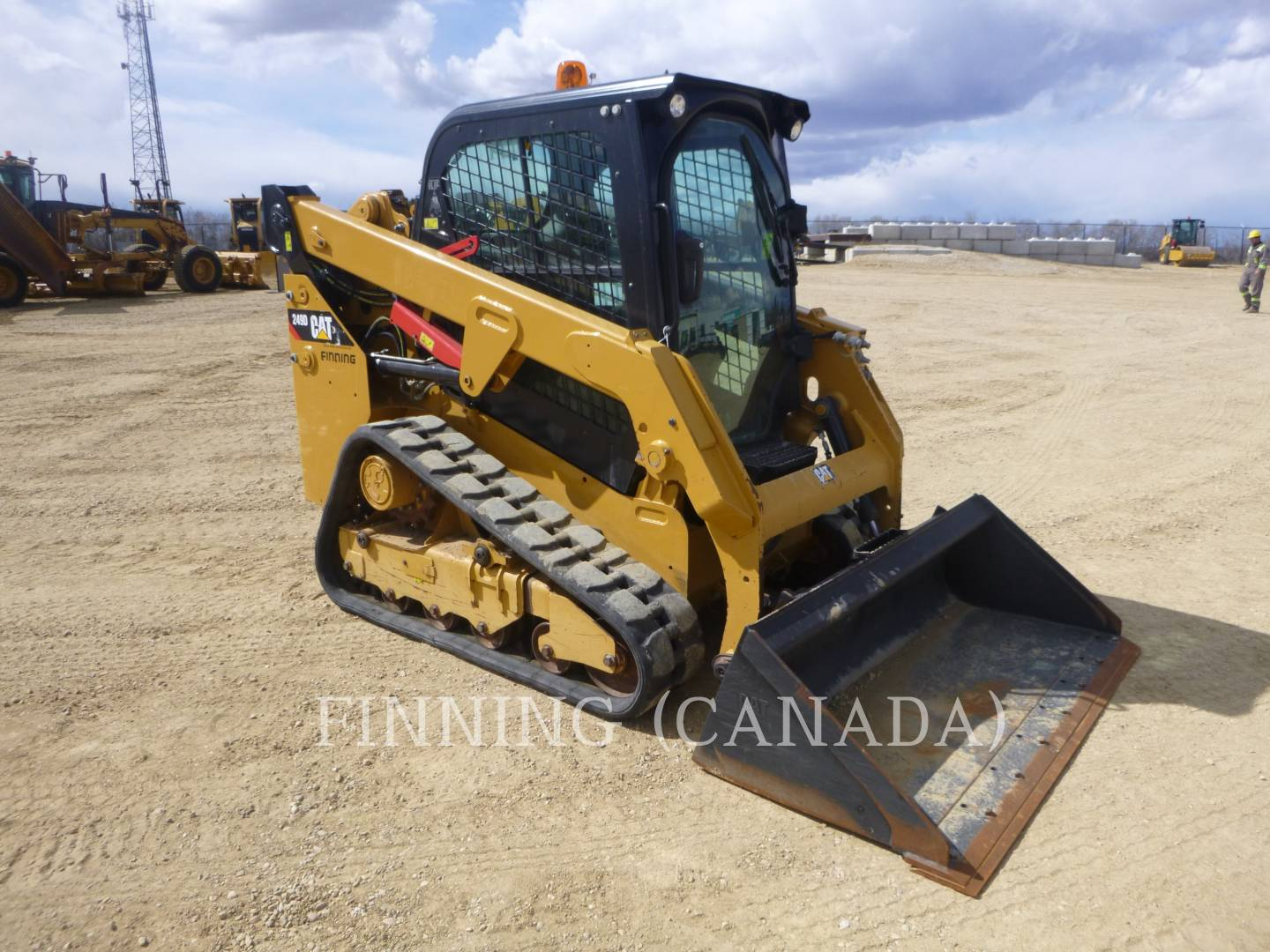 Used Multi Terrain Loaders For Sale | Finning Cat