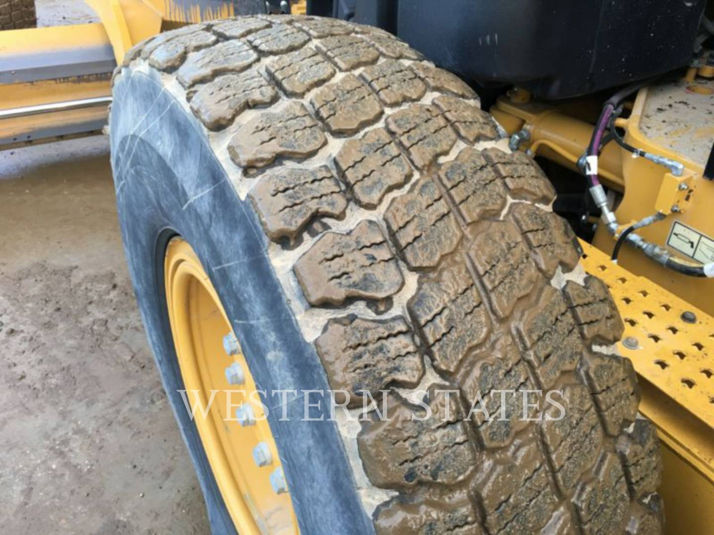 2012 CATERPILLAR 140M2AWD image7