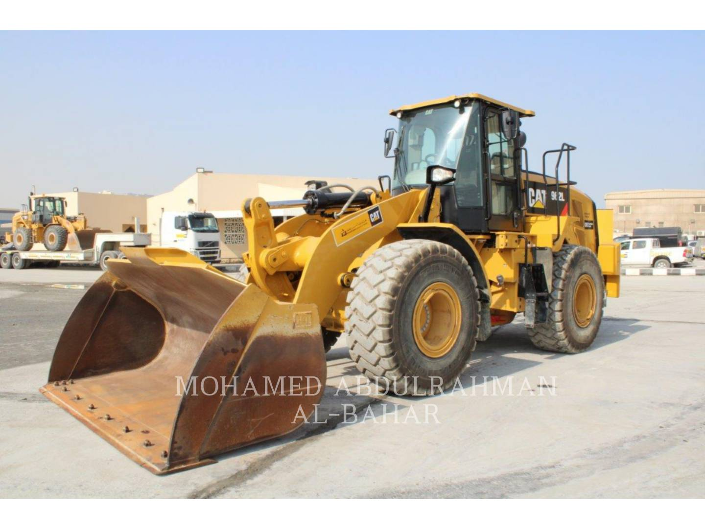 Model # 962L - skid steer loaders