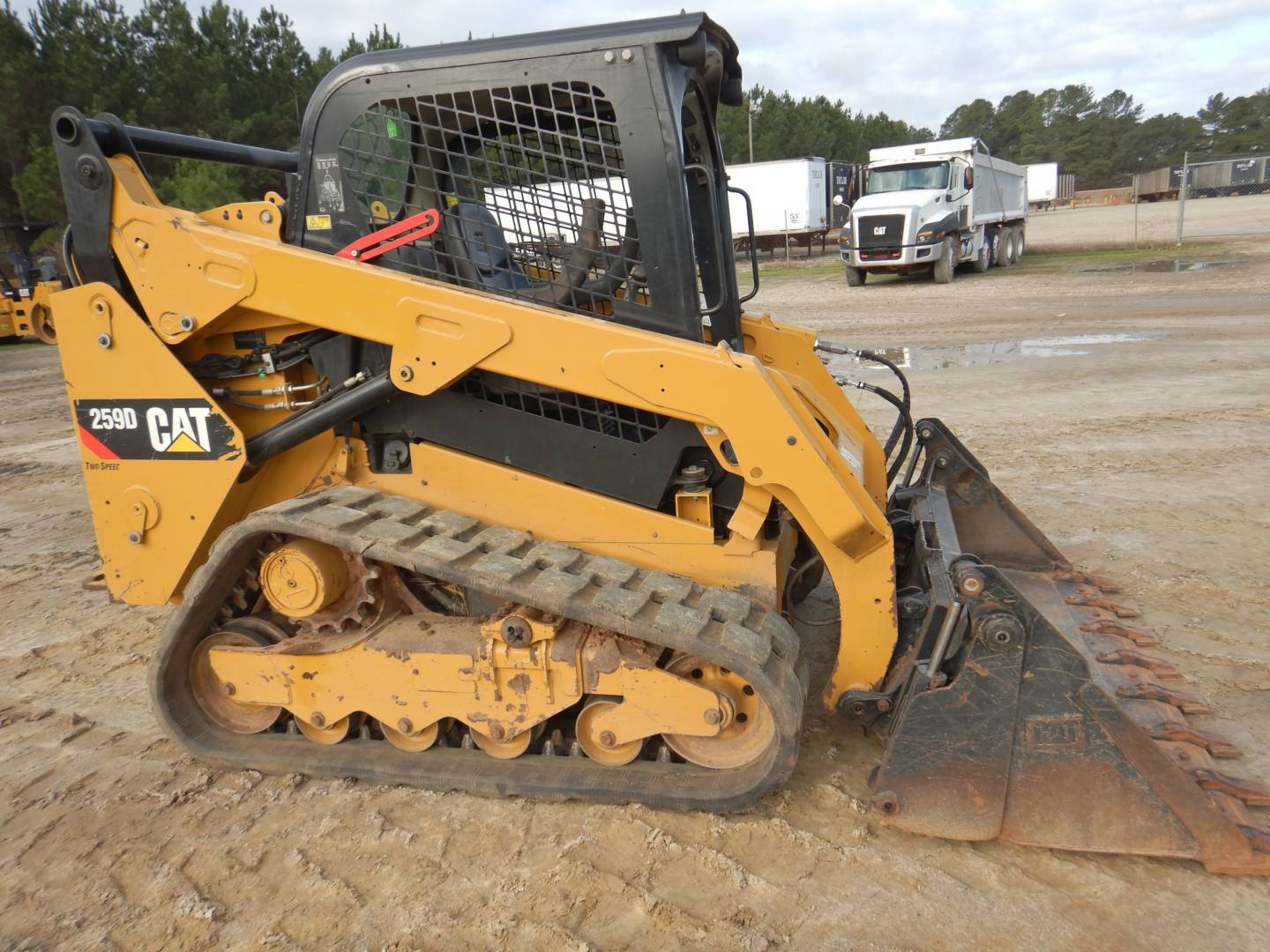 Used 2014 Caterpillar 259D for Sale - Whayne Cat