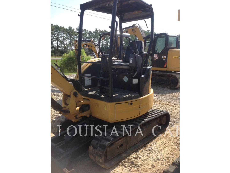 Used 2015 Caterpillar 303ECR For Sale   Louisiana Cat