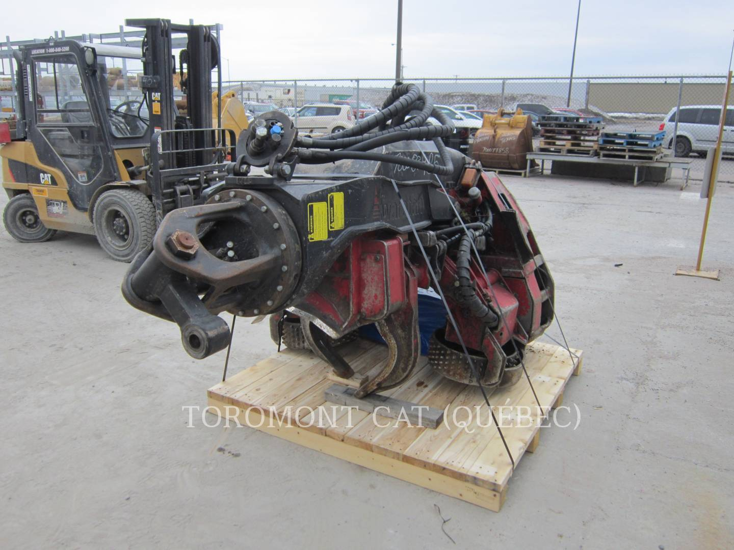 Cutters, Harveters, Shears and Forestry Attachments for Sale