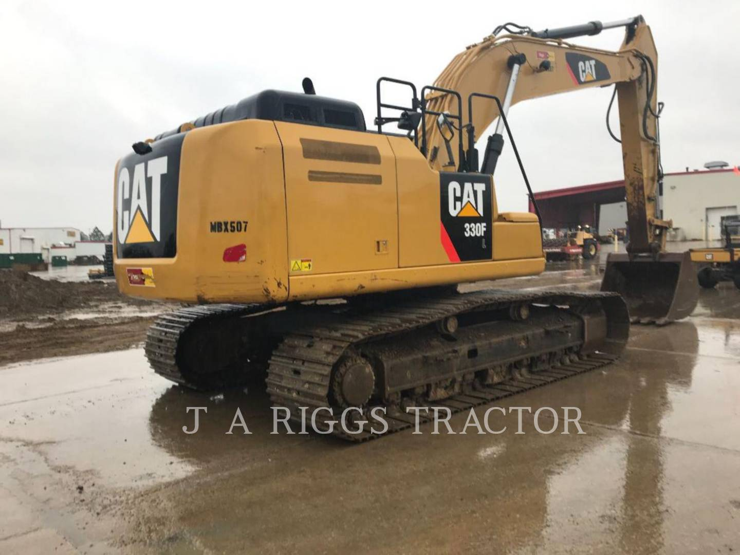 2016 Caterpillar 330FL | Riggs CAT