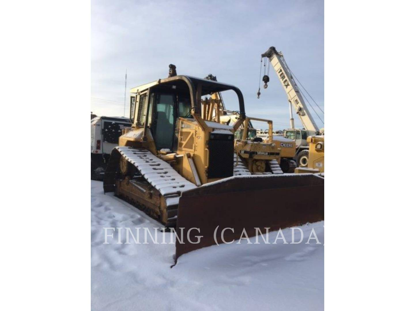 Used Track Type Tractors For Sale | Finning Cat