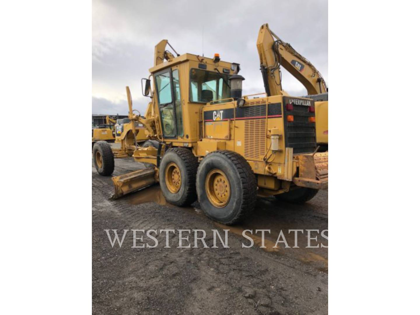 1996 CATERPILLAR 140HNA image2