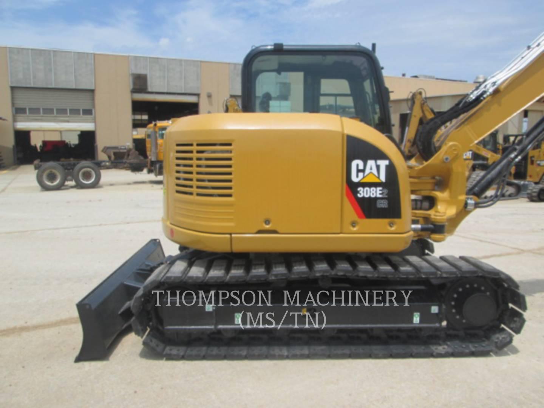 352F L Hydraulic Excavator - Thompson Machinery