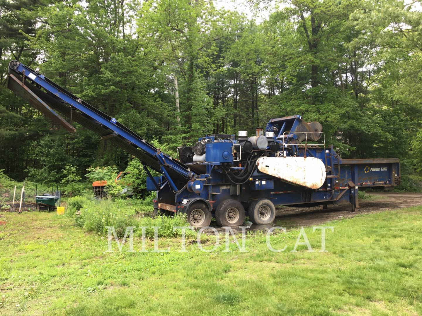Horizontal and Tub Grinders for Sale : Forestry Equipment Guide