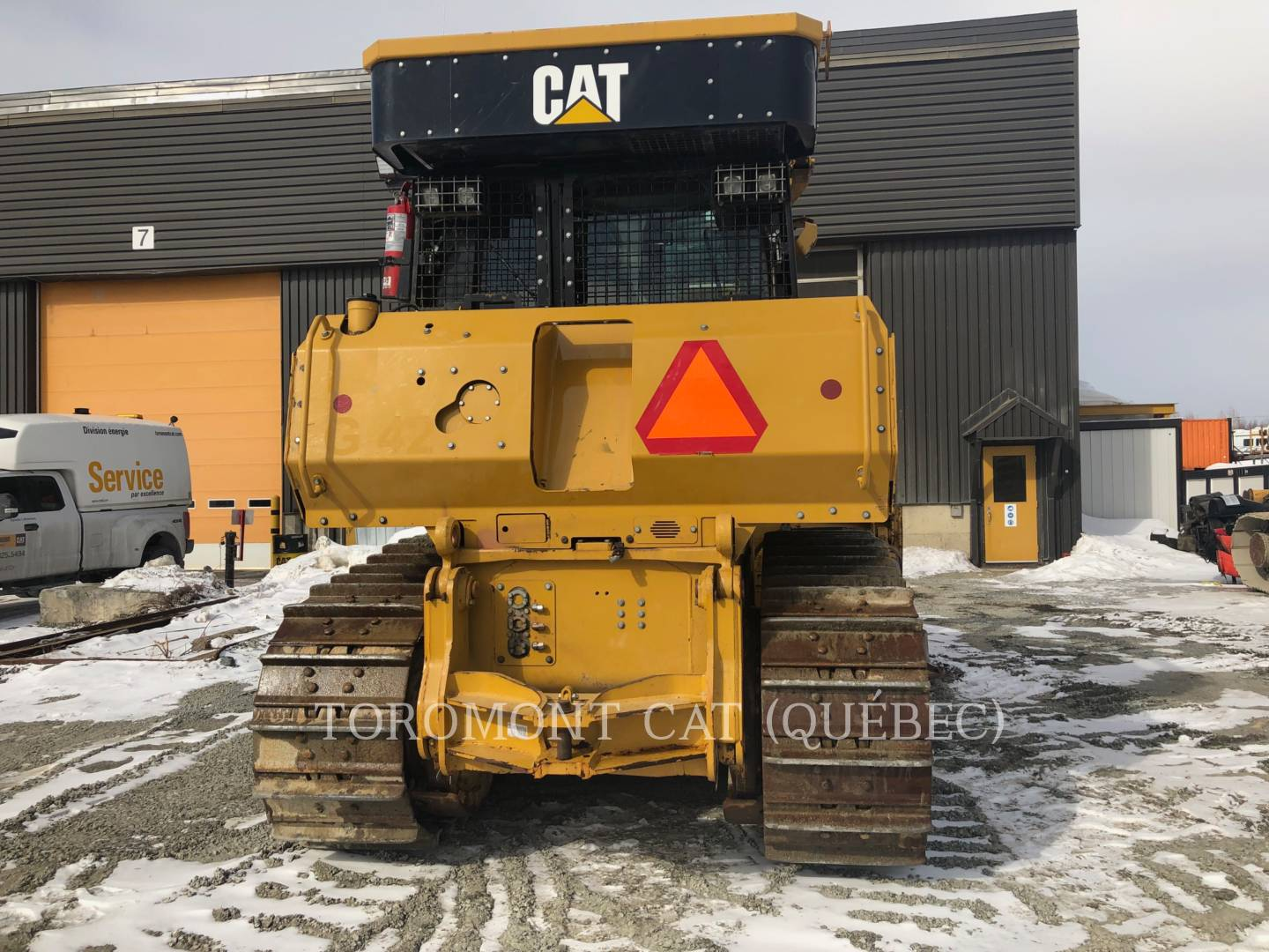 Used Heavy Equipment - 2012 CATERPILLAR D7E | Track Type Tractors