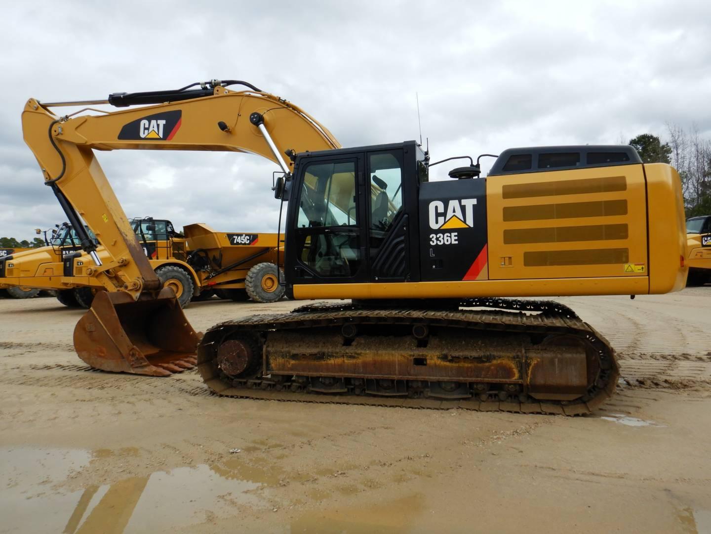 Whayne Walker Cat | New 304 5E2 XTC Mini Hydraulic Excavator