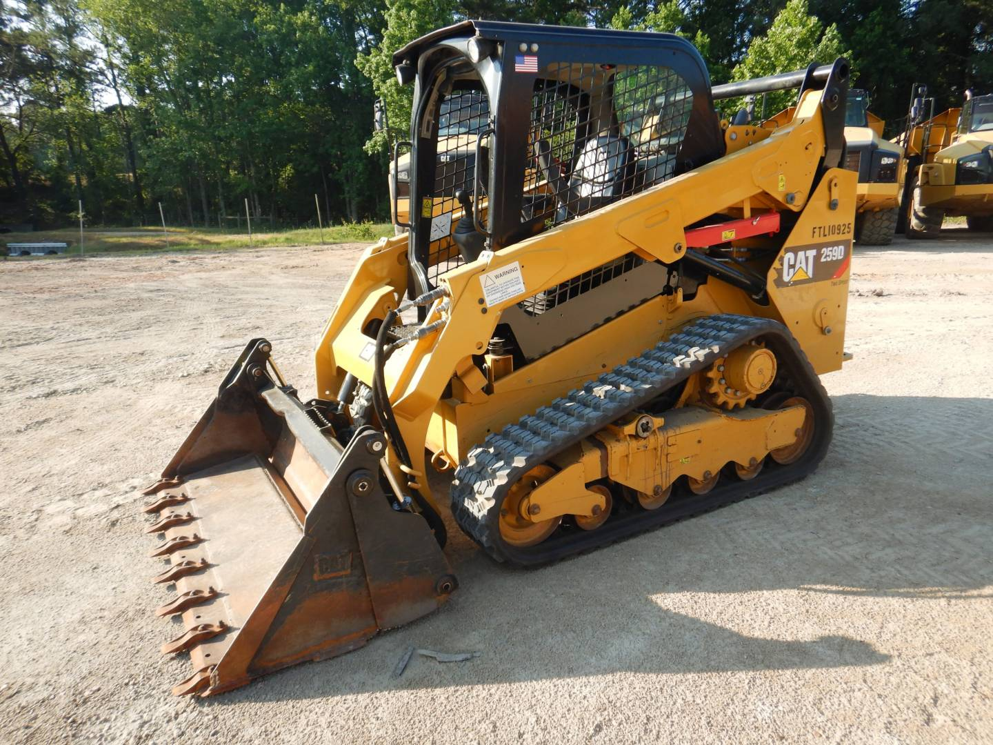 Used 2017 Caterpillar 259 D for Sale in NJ, PA, DE and Staten Island
