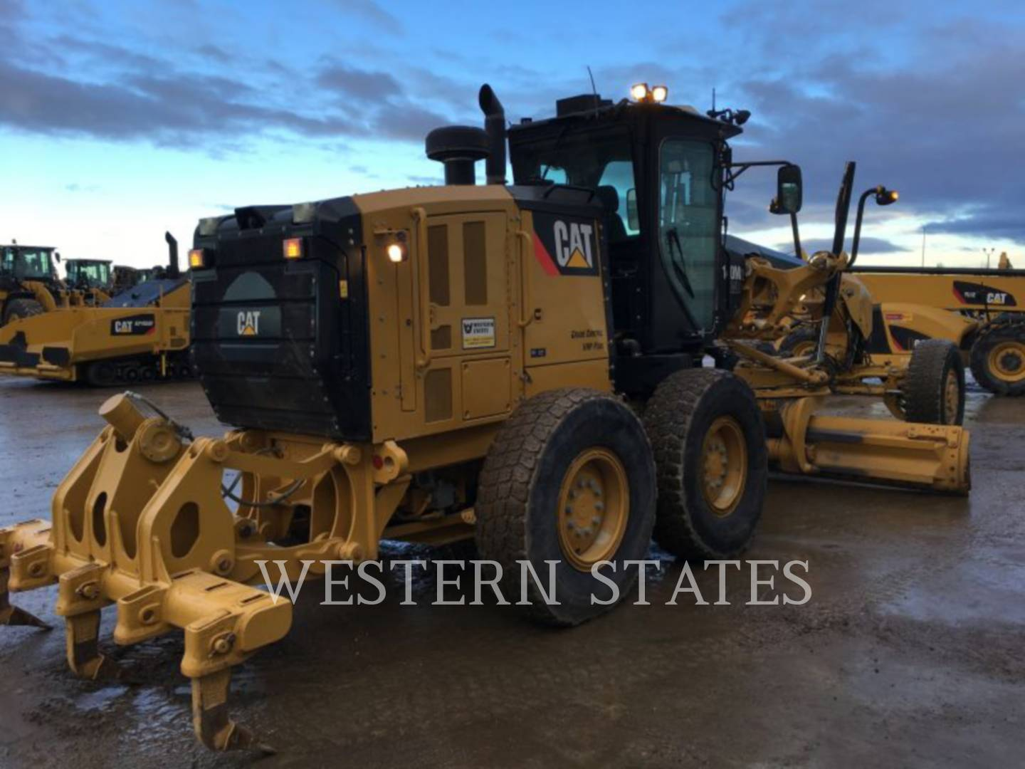 2012 CATERPILLAR 140M2AWD image2
