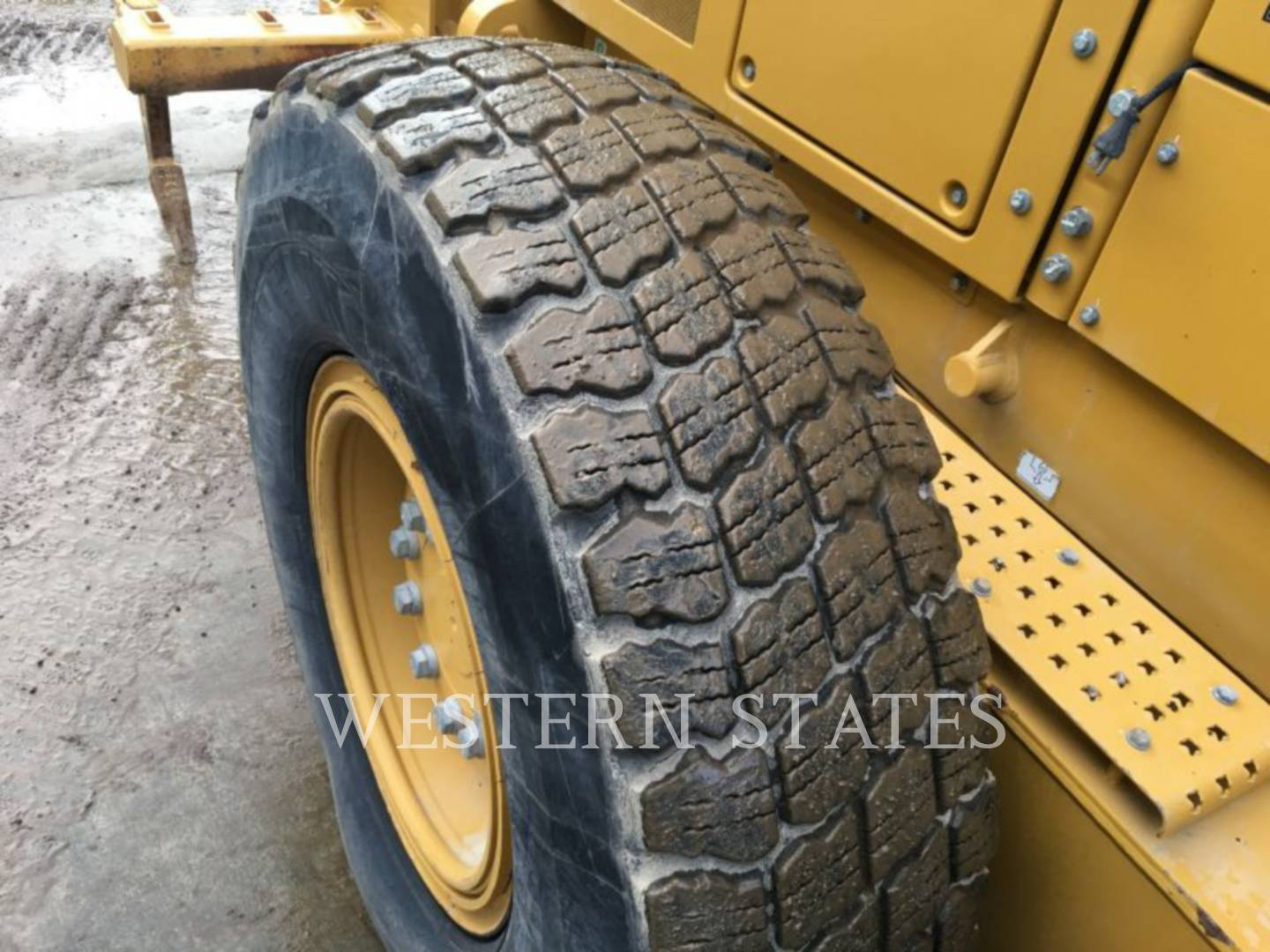 2012 CATERPILLAR 140M2AWD image11