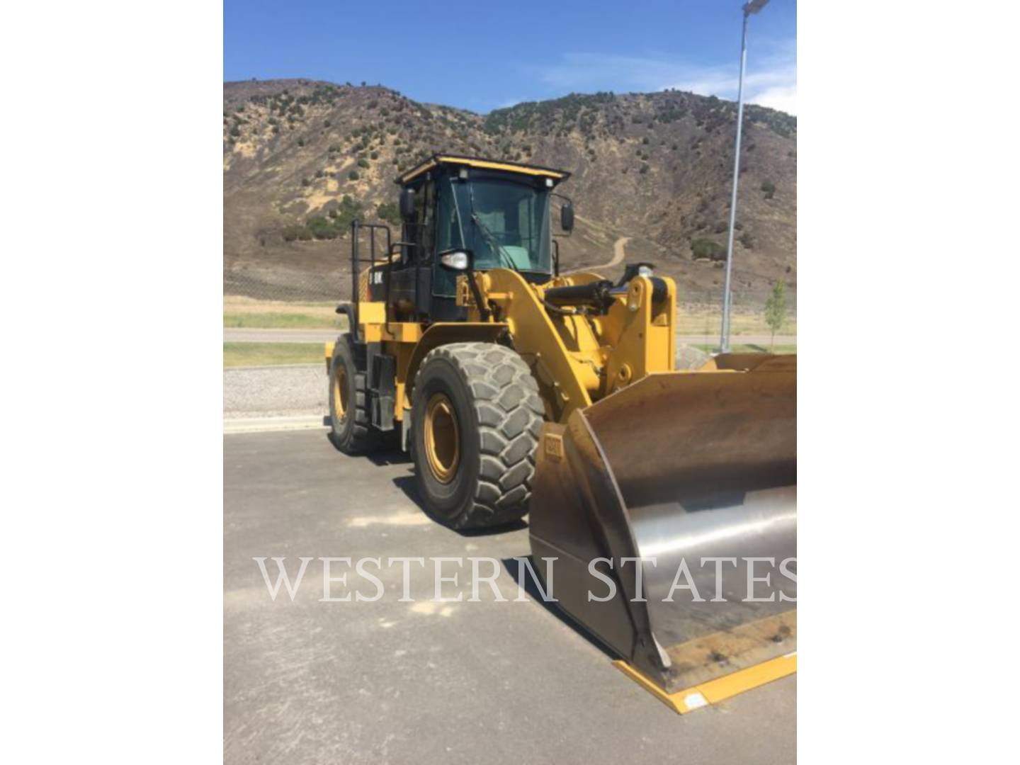 2012 CATERPILLAR 950K image1