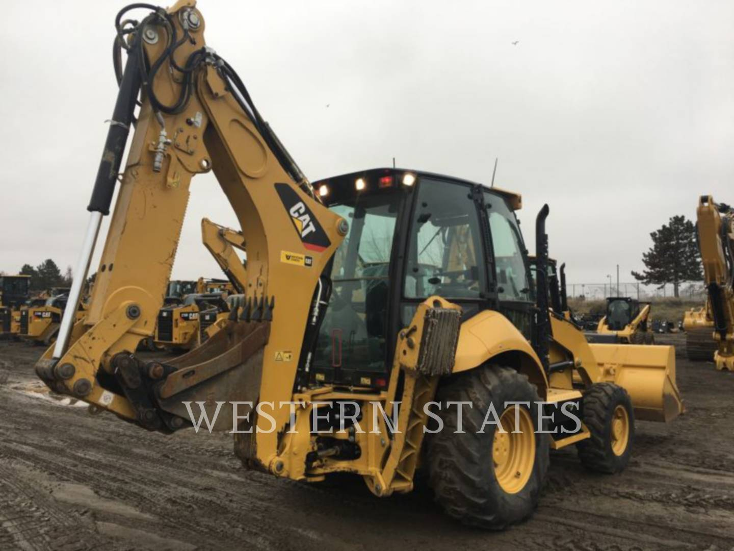 2014 CATERPILLAR 420FST image2